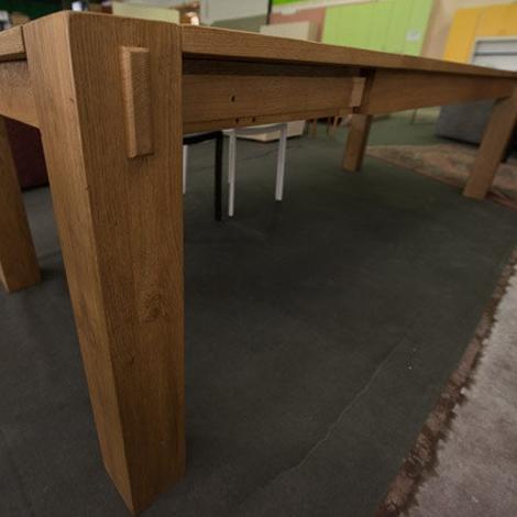 tavolo massiccio allungabile - Tavoli a prezzi scontati