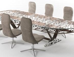Tavolo Md work Luxury tavolo creato con ala di aereo originale  PREZZI OUTLET