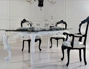 TAVOLO Md workTavolo original barocco luxury SCONTATO a PREZZI OUTLET