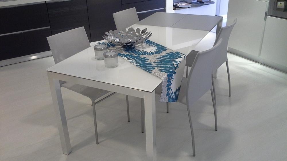 Tavolo metallo vetro - Tavoli a prezzi scontati