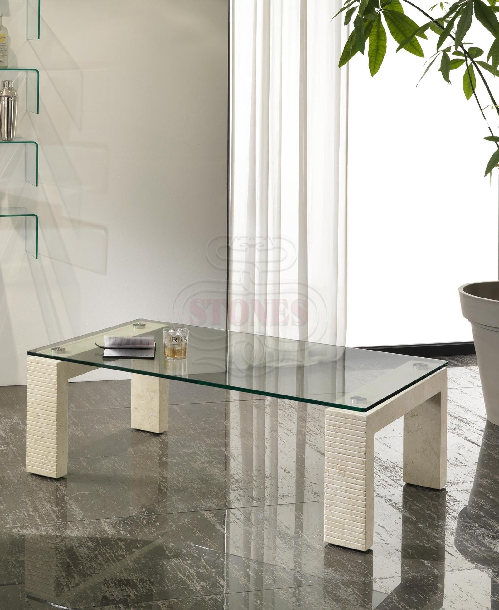Gambe per tavoli in vetro scegliete larghezza e lunghezza del vostro tavolo with gambe per - Larghezza tavolo ...