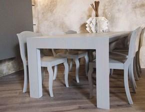 Tavolo MM605 Marchetti in legno massello Maestrale