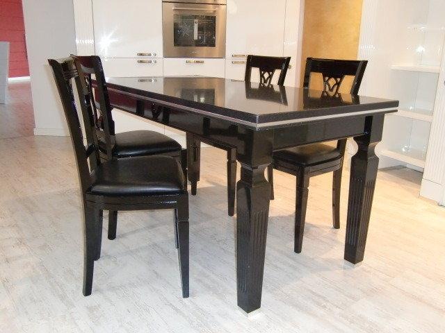 Tavolo mod baccarat scontato tavoli a prezzi scontati - Tavolo agape scavolini prezzo ...
