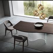 Tavolo living in legno rovere di riflessi scontato del 30 tavoli a prezzi scontati - Tavolo riflessi prezzo ...