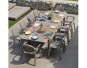Tavolo Nardi outdoor Alloro 210 PREZZI OUTLET