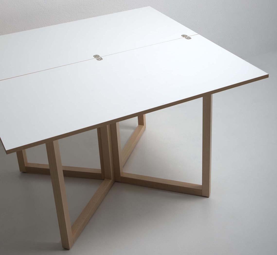 Tavoli Di Design Outlet Of Tavolo Natisa Book 120x60 60 Bianco Di Design Tavoli A