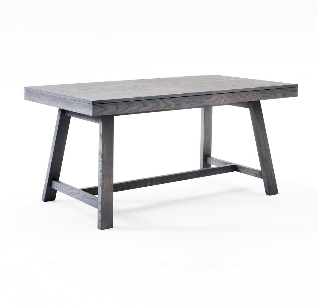 Tavolo natisa frick 90x160 80 in frassino di design for Tavolo legno frassino
