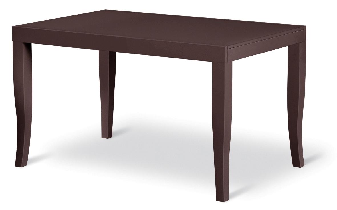 Tavolo natisa noa 2 85x130 90 in legno weng tavoli a for Tavolo wenge