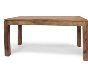 Tavolo Nuovi mondi cucine Tavolo  legno massello  allungabile piano  alzante  PREZZI OUTLET