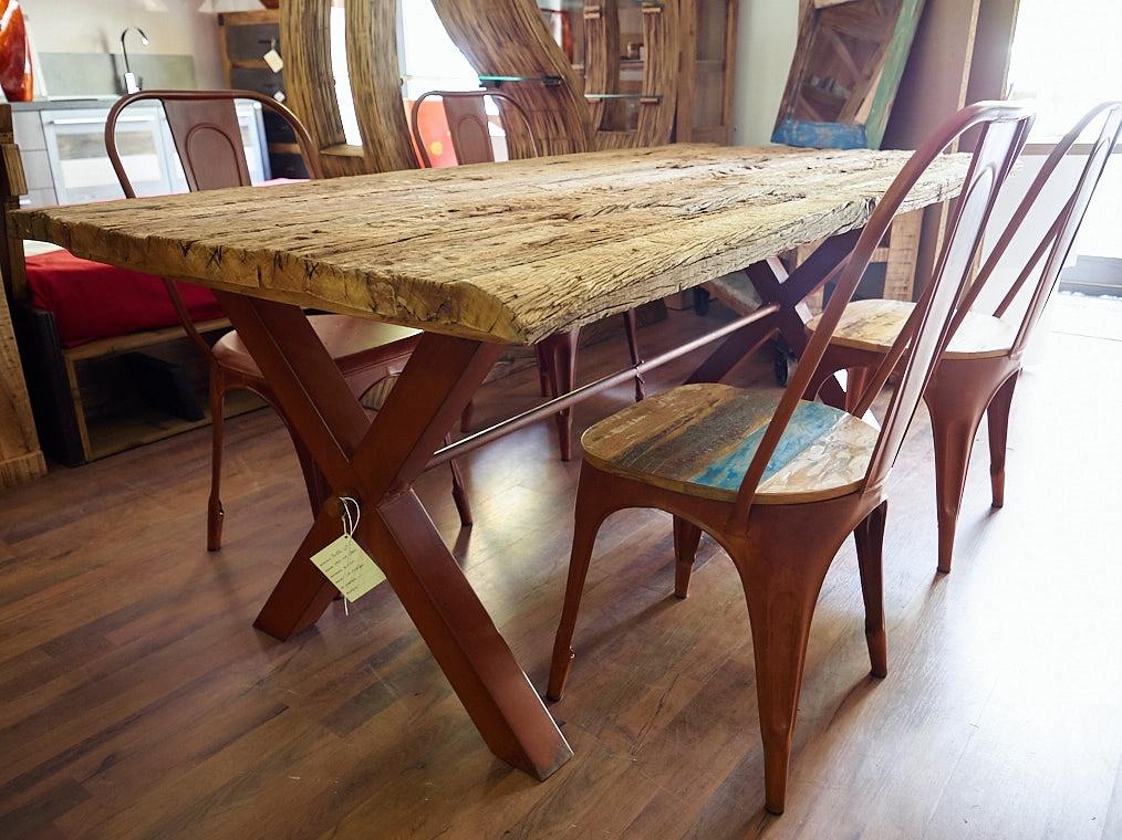 tavolo nuovi mondi cucine tavolo old boat quercia misura On tavolo 200