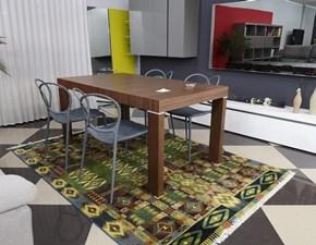 Tavolo Oliver Europeo in laminato Allungabile