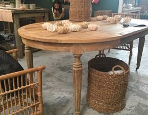 Tavolo Olmo Artigianale in legno Fisso
