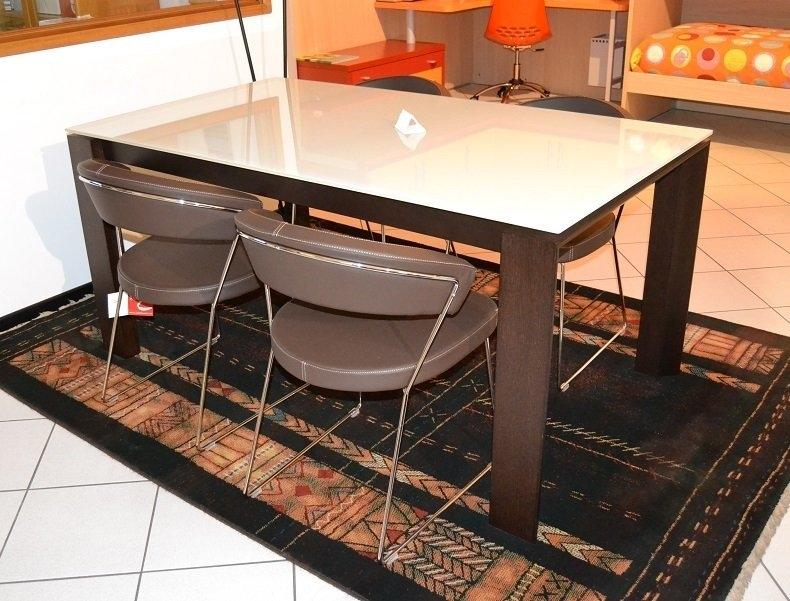 Tavolo omnia glass offerta tavoli a prezzi scontati for Calligaris baron prezzo