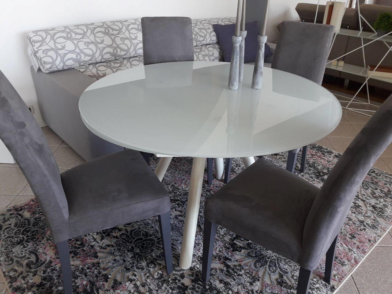 Tavolo orbit rotondo allungabile tavoli a prezzi scontati - Tavolo rotondo allungabile prezzi ...