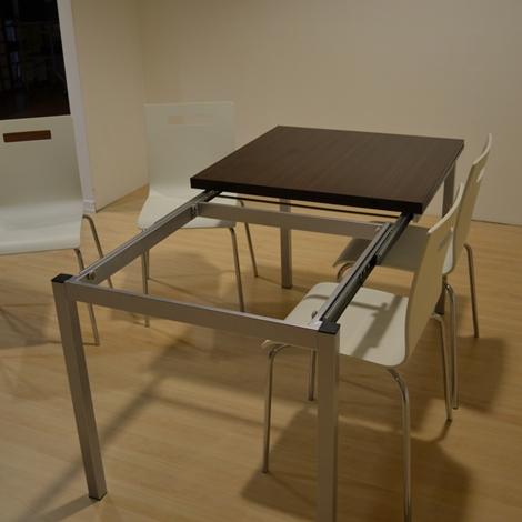 Tavolo orlec tavoli a prezzi scontati for Tavolo quadrato 80x80 allungabile