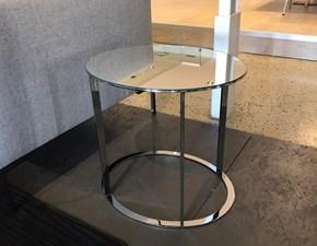 Tavolo ovale a quattro gambe Elios Maxalto scontato