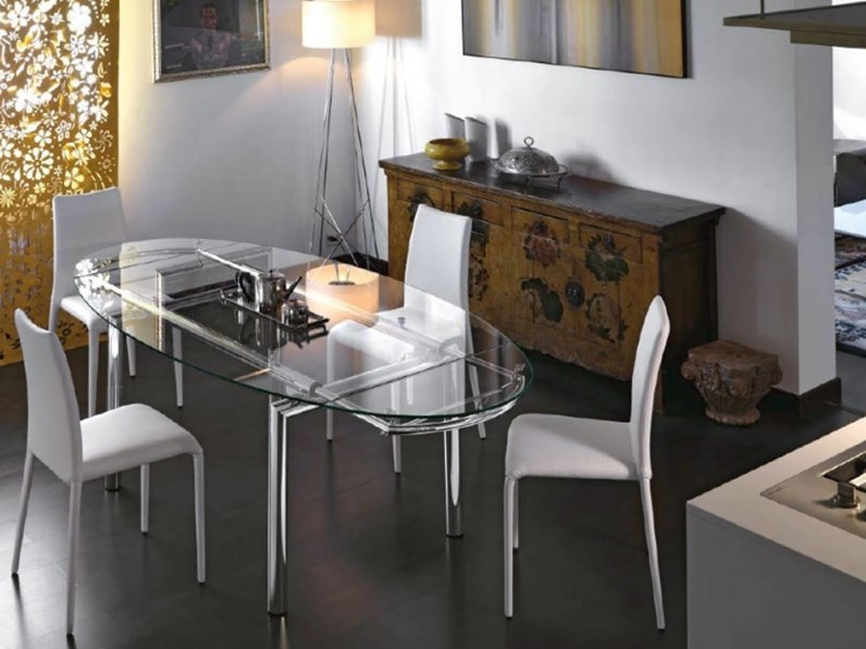 Awesome Tavolo Ovale Allungabile Ideas - Monarquiahispanica.com ...