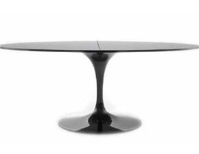 Tavolo ovale allungabile  saarinen made in italy allungabile 169/223x111 Artigianale a prezzo scontato