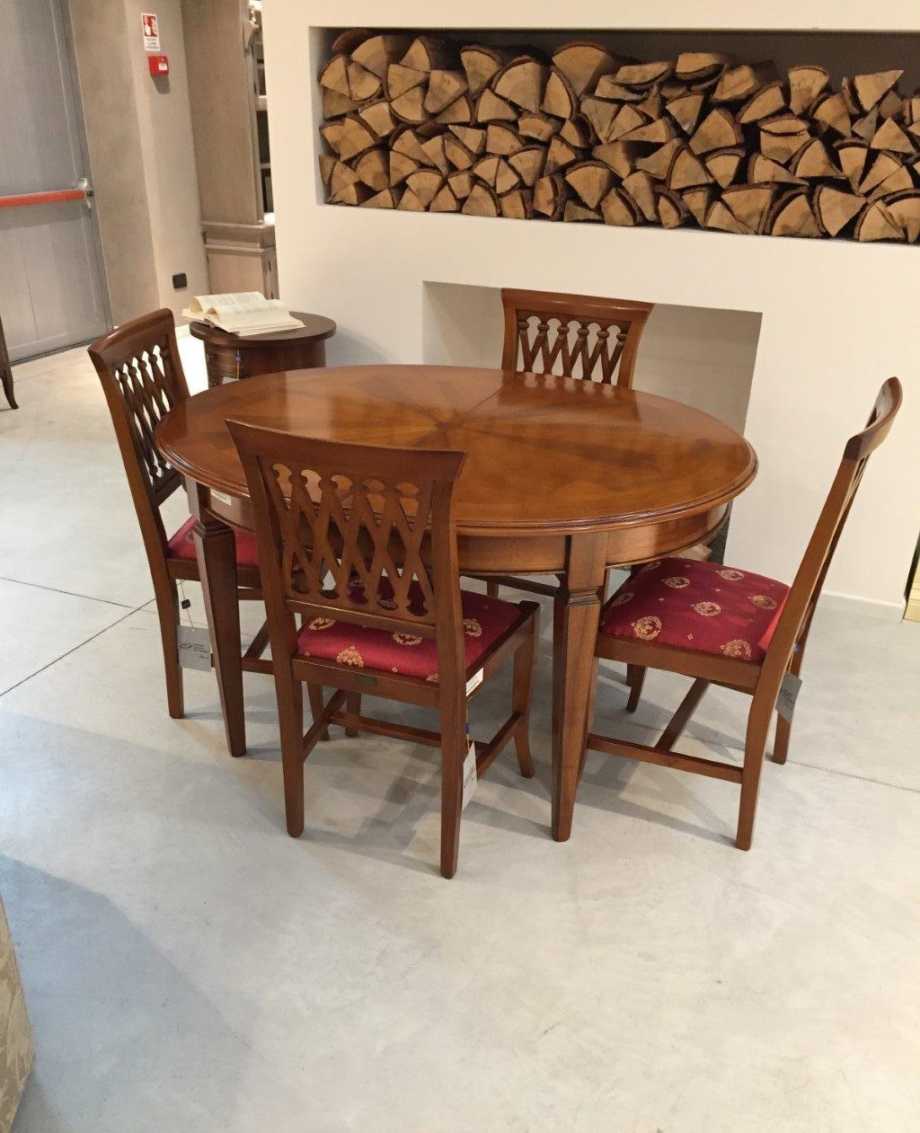 Tavolo ovale classico tavoli a prezzi scontati for Tavolo ovale grande