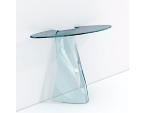 Tavolo ovale con basamento centrale Dama Fiam italia scontato