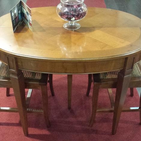 Tavolo ovalino allungabile sconto outlet tavoli a prezzi - Tavolo piccolo allungabile ...