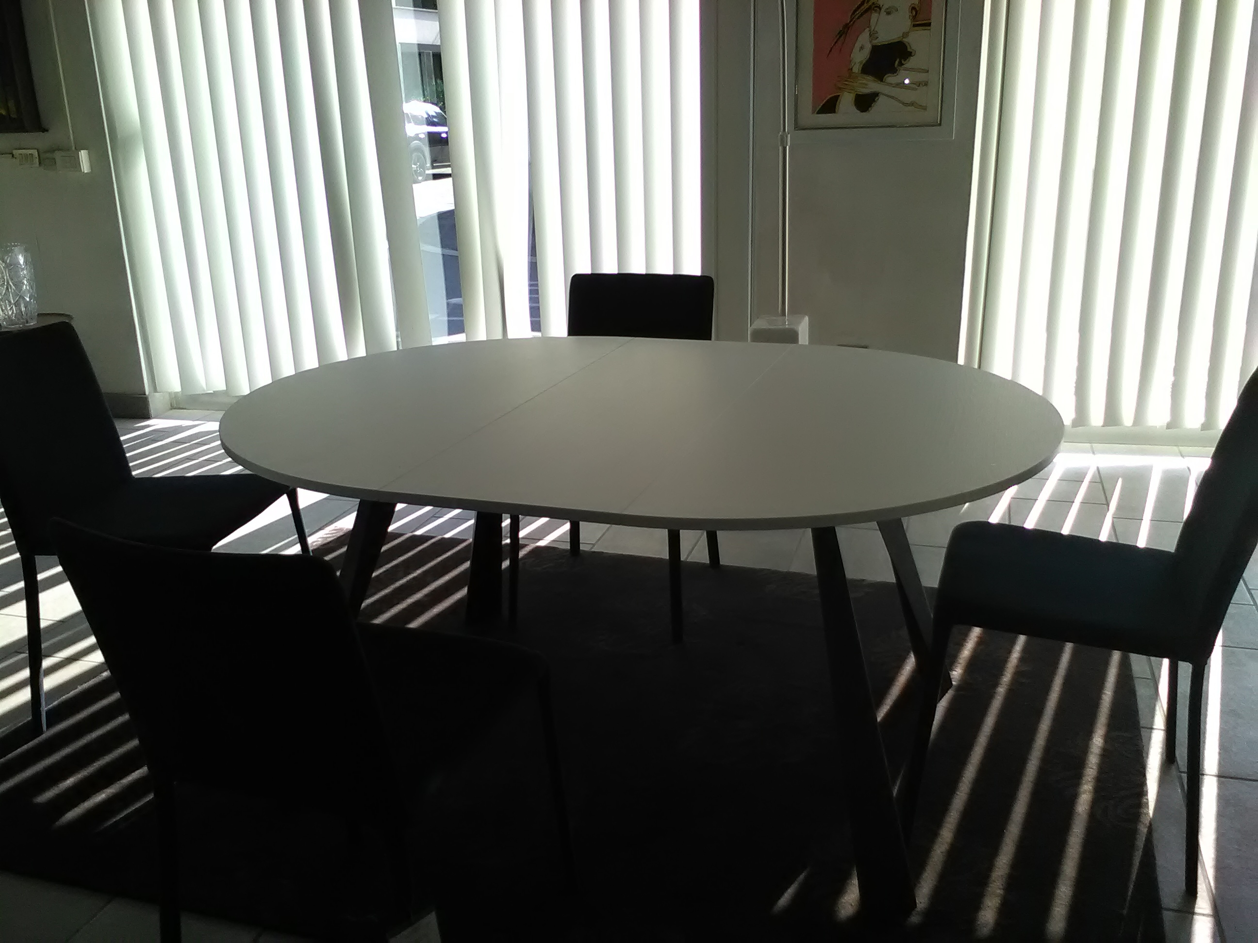 Tavolo rotondo allungabile in offerta tavoli a prezzi - Tavolo rotondo allungabile prezzi ...