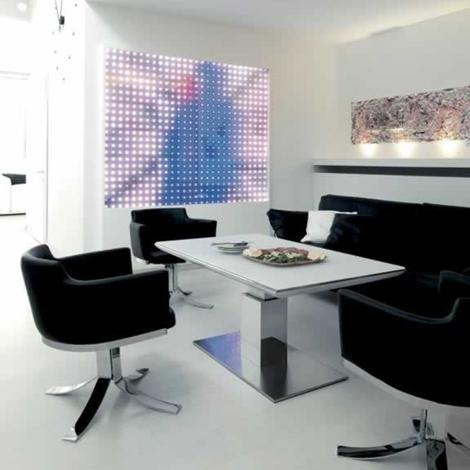 Tavolo modello e motion di ozzio tavoli a prezzi scontati - Tavoli ozzio design prezzi ...