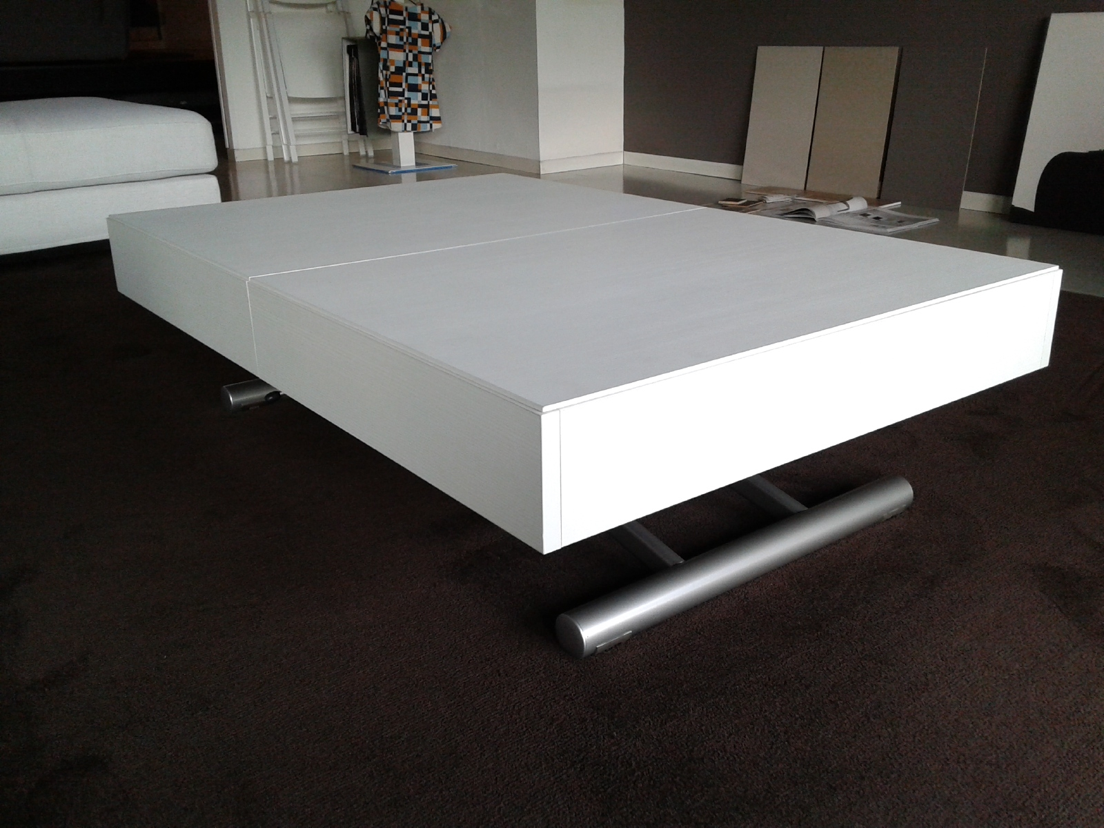 Ozzio Tisch Box ~ Tavolo Ozzio New cover tavolo trasformabile Rettangolari  Tavoli a prezzi sc