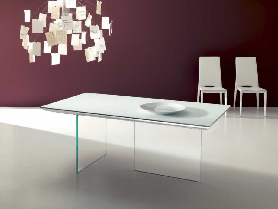 Tavolo allungabile modello plano di ozzio tavoli a for Tavolo eclipse di ozzio design