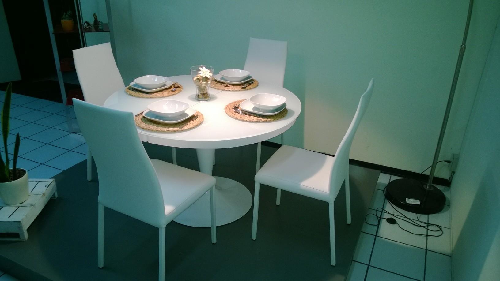 Tavolo ozzio scontato tavoli a prezzi scontati for Tavolo eclipse di ozzio design
