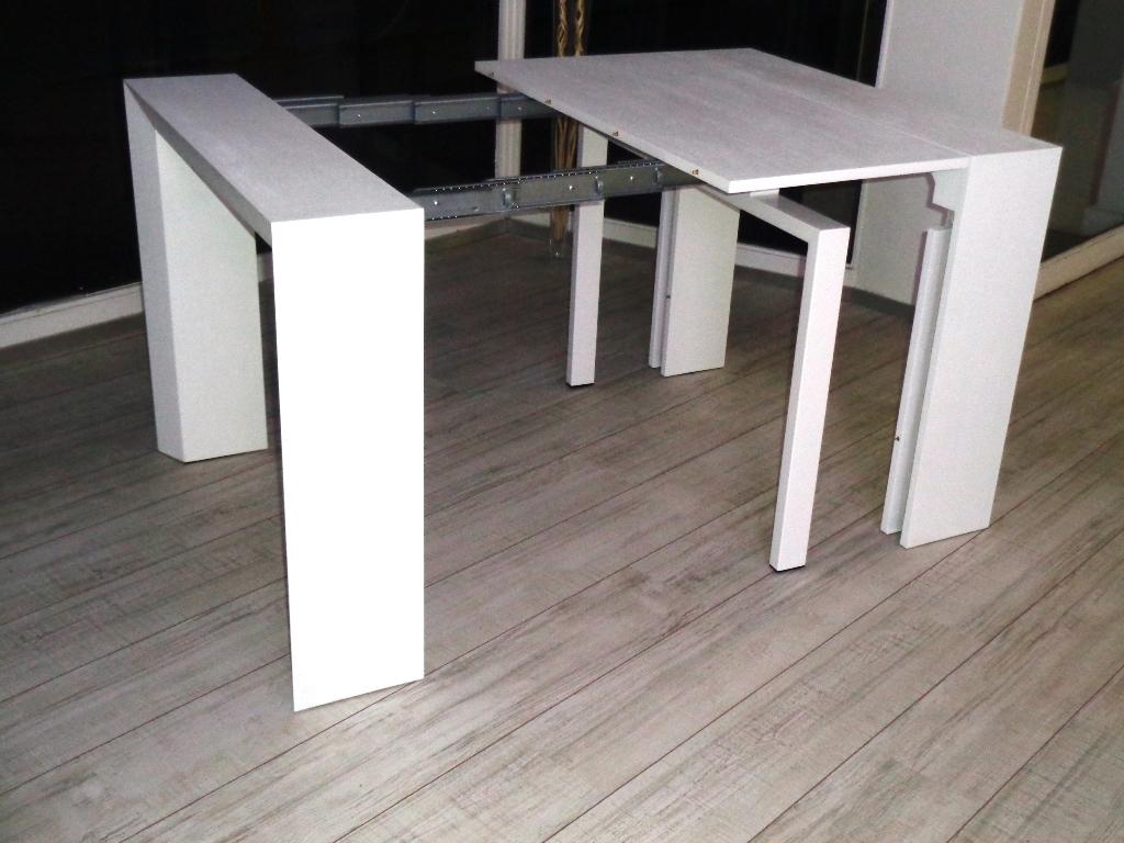 Ikea tavoli allungabili con sedie idee creative di for Ikea tavolo consolle allungabile
