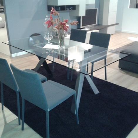 Tavolo ozzio tavolo cristallo variant rettangolari tavoli a prezzi scontati - Tavolo cristallo ...