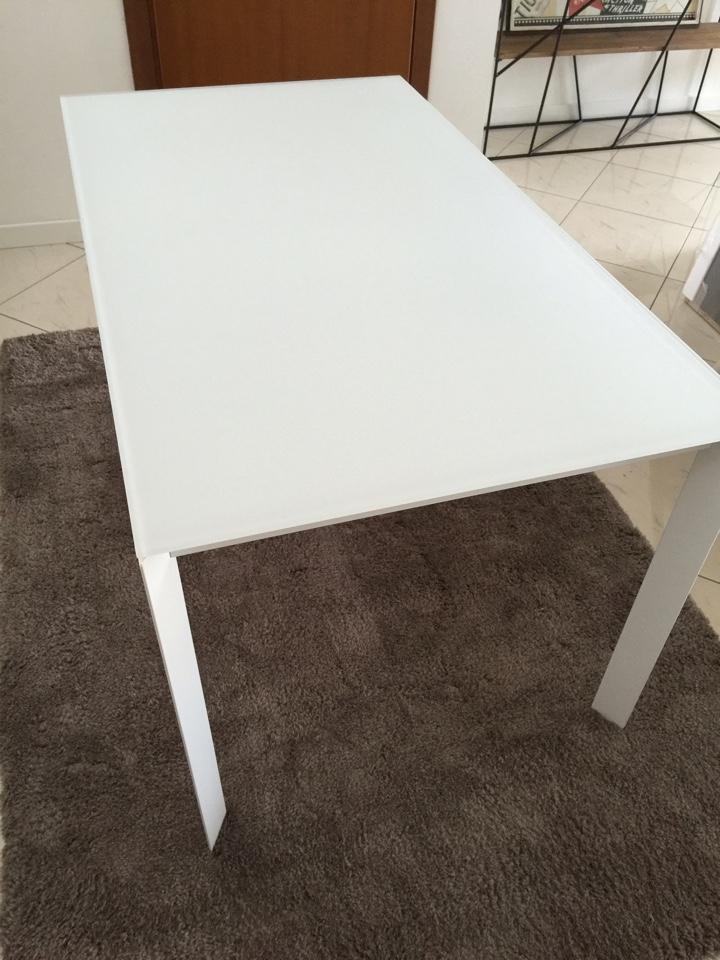 Best tavolo allungabile bianco pictures acrylicgiftware for Tavoli bontempi prezzi