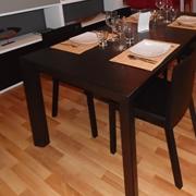 Tavolo Pianca Tavolo nick e 4 sedie alice