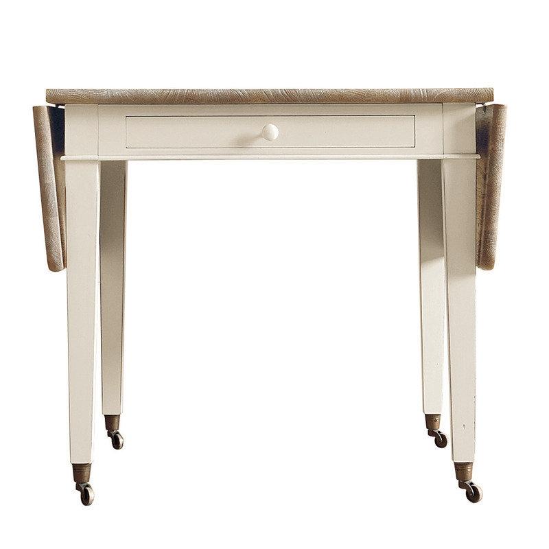 Tavolo pieghevole 9266 tavoli a prezzi scontati - Tavolo allungabile a ribalta ...