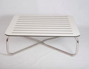 Tavolo pieghevole Extra bianco Zanotta a prezzo ribassato