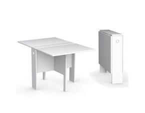 Tavolo pieghevole in legno Spazio Connubia in Offerta Outlet