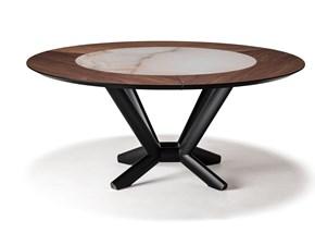 Tavolo Planer ker-wood round Cattelan a prezzo scontato 15%