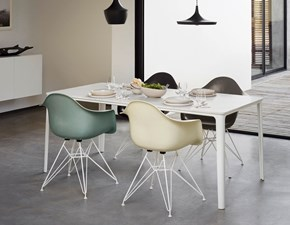 Tavolo Plate dining table Vitra in OFFERTA OUTLET