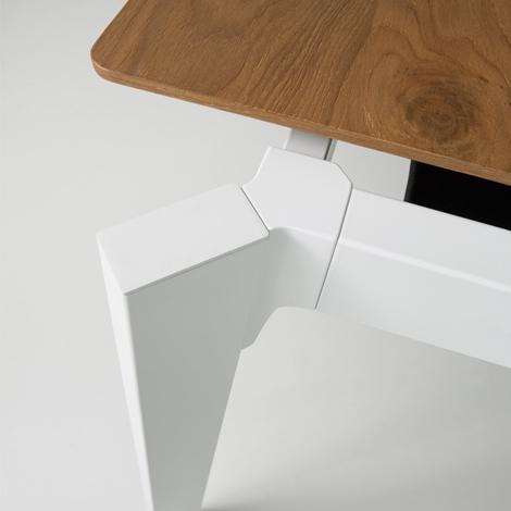 Tavolo point modello krono 120x80 allungabile a 200x80 for Porte 200x80