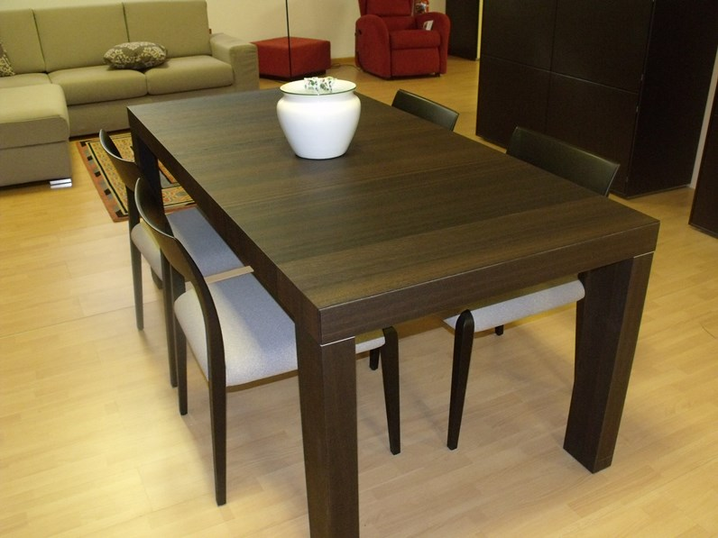 Tavolo poliform tavolo master rettangolari allungabili - Tavoli rettangolari allungabili in legno ...