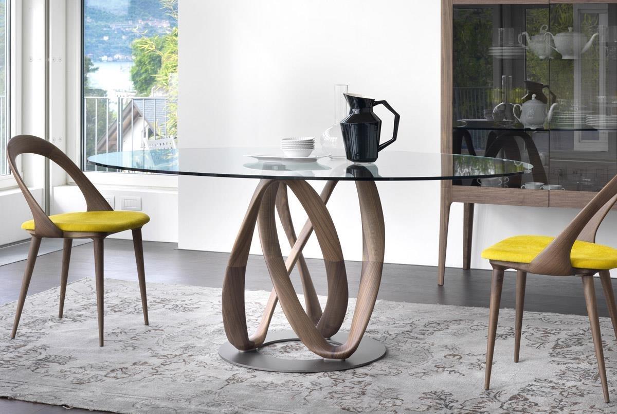 Tavolo porada modello infinity tavoli a prezzi scontati for Tavoli allungabili calligaris cristallo