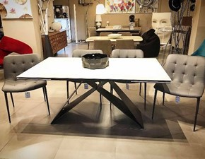 Tavolo Premier keramik drive Cattelan a prezzo ribassato