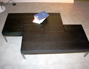 Tavolo Puzzle 1 Porada in legno Quadrato allungabile