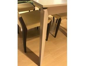 Tavolo quadrato a quattro gambe Calligaris Calligaris scontato