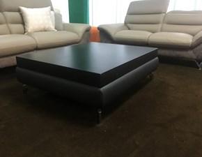 Tavolo quadrato a quattro gambe Cruise Vama divani scontato