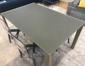Tavolo quadrato a quattro gambe Sole Target point scontato