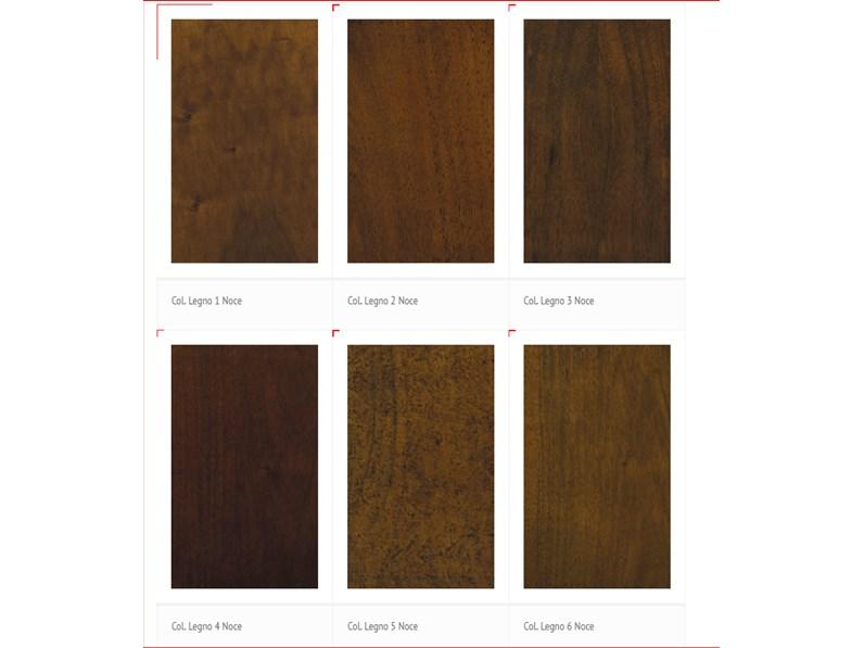 Tavolo quadrato a quattro gambe Tavolo quadrato allungabile legno in ...