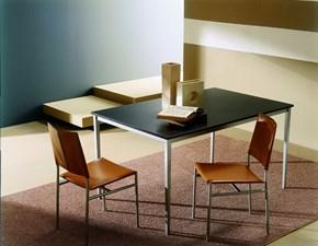 Tavolo quadrato BIOS di Ingenia a prezzo Outlet