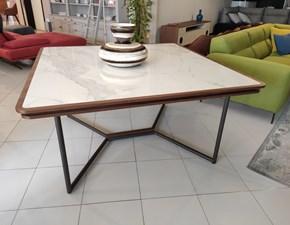 Tavolo quadrato in ceramica Vendome b001-02 Artigianale in Offerta Outlet